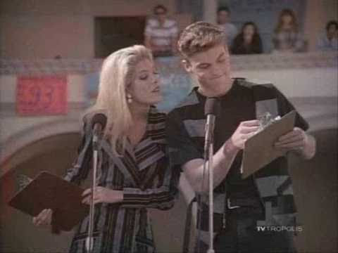 Supernatural  Dean Winchester  Beverly Hills 90210 Kelly Taylor part 1