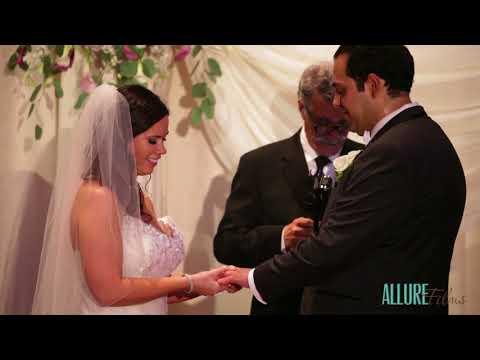 Jessica & Amir's Wedding | Union Trust | Allure Films