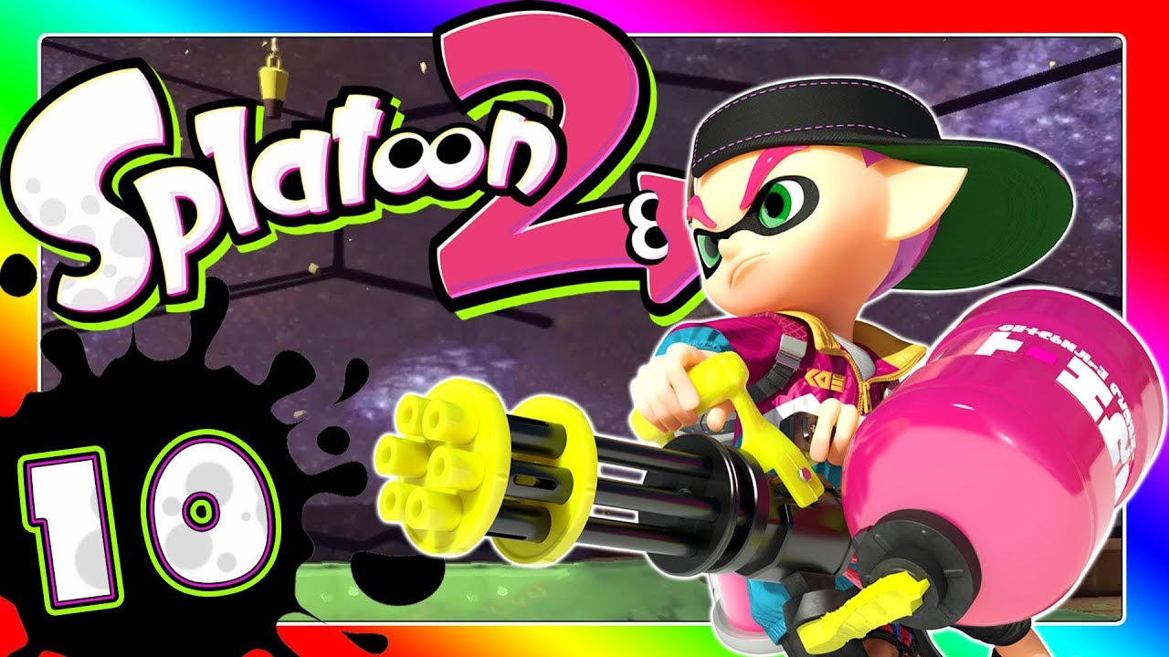 splatoon 2 part 10 ich zieh 39 dich aus youtube. Black Bedroom Furniture Sets. Home Design Ideas