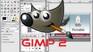 [GIMP] BILDER TRANSPARENT MACHEN / TRANSPARENZ / GEKACHELT BACKGROUND