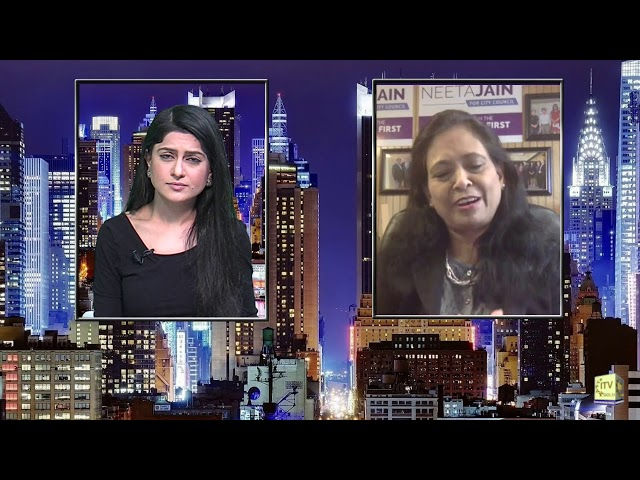 Dr. Neeta Jain on Fair Recovery and Activism - Candidate for NYC City Council District 24th - Queens
