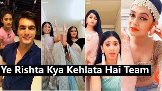 Download lagu Ye Rishta Kya Kehlata Hai Team Musically | Naira, Kartik, Vaishnavi, Nidhi