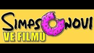 SIMPSONOVI VE FILMU-CZ DABING