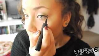 Sammi from BeautyCrush's Verge Make up Tutorial: Christmas glam!