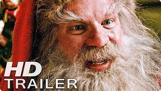 PLÖTZLICH SANTA Trailer German Deutsch (2017)