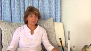 Смотреть видео Как рисовать портрет в различных техниках. Введение. онлайн