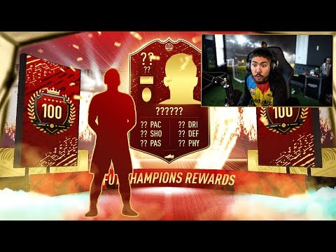 TOP 100 FUT CHAMPS REWARDS!! RED INFORMS!! FIFA 20