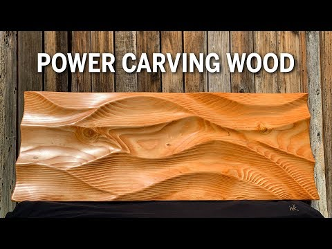 Power Carving Wood