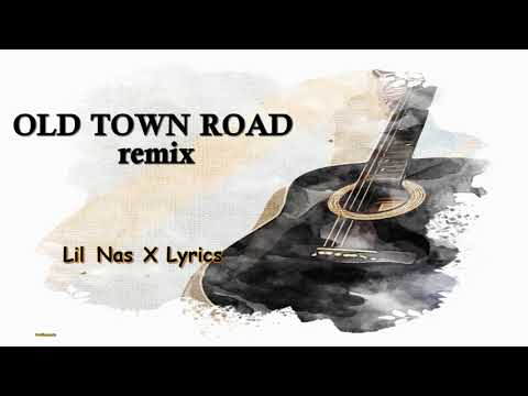 Old Town Road karaoke reggae remix - (Lil Nas X lyrics )