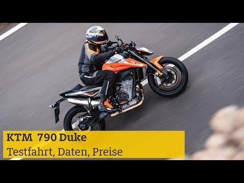 KTM 790 Duke: