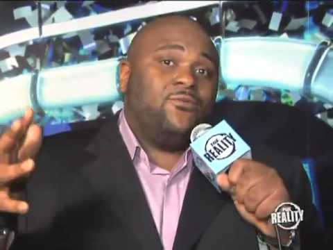 How NOT to interview Ruben Studdard