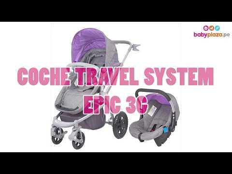 e6ba5ab1b Coche Infanti G750 en Creciendo - Action.News ABC Action News Santa ...
