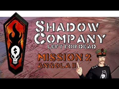 SHADOW COMPANY: LEFT FOR DEAD | MISSION 2: BACK TO ANGOLA