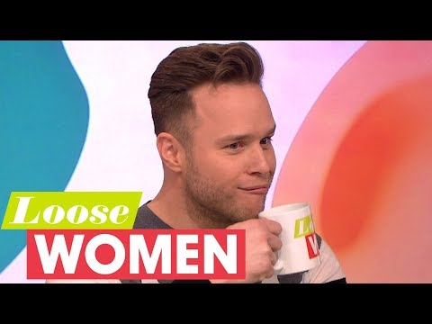 Olly Murs Gets a Grilling About His Love Life!   Loose Women