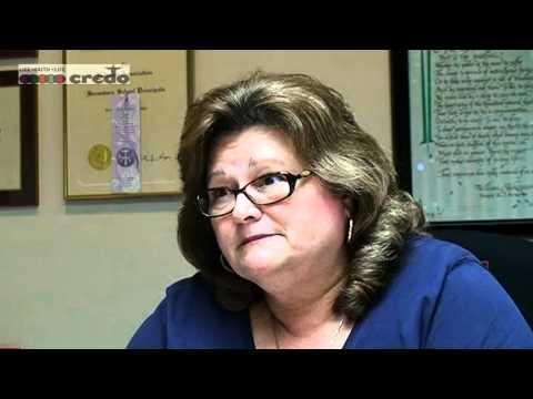 Teri Mendoza - School principal