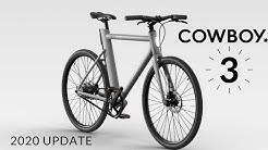Cowboy Bike V3 - Das ist das 2020-Modell des Design E-Bikes