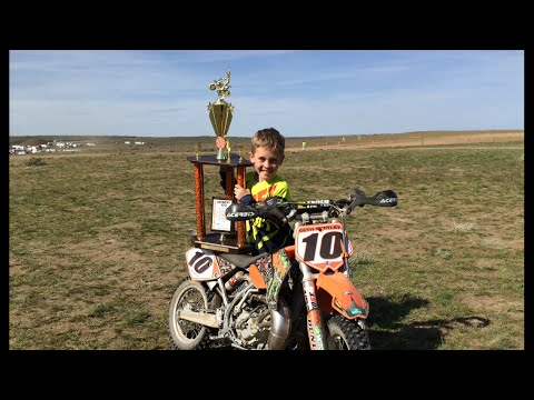 2016 Desert 100 Kids Race, Odessa WA -- Stumpjumpers