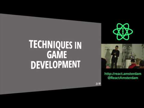 Johannes Stein: React for Game Development