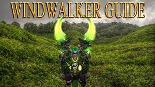 Legion Windwalker Monk Leveling Guide + Tips!