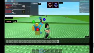 roblox how to animate things on movie maker 2 3d