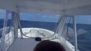invincible 36' trip verado 300 blue bayou