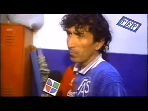 CD FAS vs CD Águila : 'Mágico' - 1996 Liga de El Salvador
