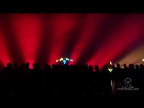 LED Dance Show EADS - Presentation 400th Eurofighter Cassidian - www.future-performance.net