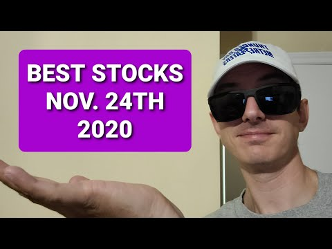 best-stocks-to-buy---november-24-,-2020---what-are-the-best-stocks-to-purchase-this-month-?