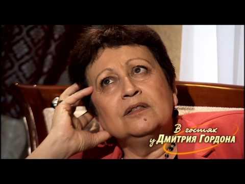 "Дина Рубина. ""В гостях у Дмитрия Гордона"". 2/2 (2013)"
