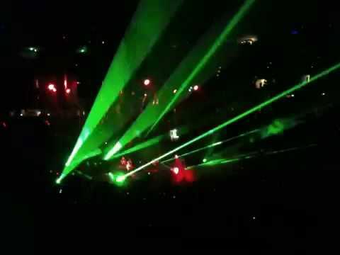 "Muse ""New Born"" @ TD Banknorth Garden 3/6/10"