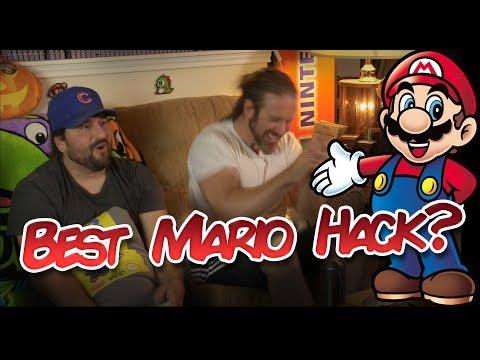 Mario Hacks! Part 2 - Mario Unlimited  - Playing With Hacks