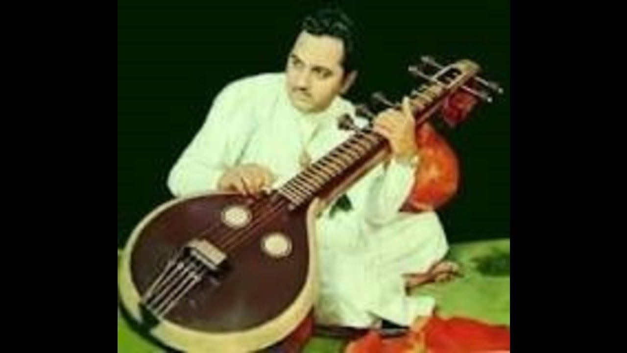 Chittibabu- Veenai-marivEre_gati_evarammA-Anandabhairavi