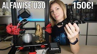 Alfawise U30, une imprimante 3D à 150€ que je vous conseille !