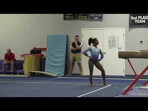 Simone Biles - Floor Exercise - 2018 World Team Selection Camp