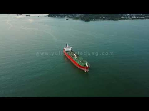 AERIAL FOOTAGE - OFFSHORE #6