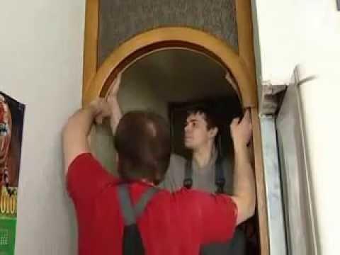 межкомнатные двери арки фото