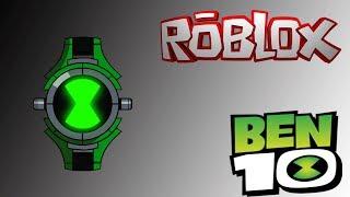 Master Control!?!    Roblox Ben 10