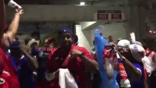 Panama vs Bolivia, Dance & Party after #Copa100 & Bolivia p2