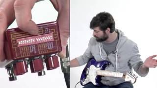 Wombtone Mkii Dip Switch Lesson 1: Ramping Multiple Parameters