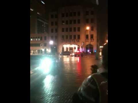 Occupy Tulsa 11-07-11 chat w/cops
