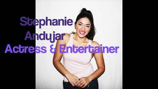Get to know Stephanie Andujar