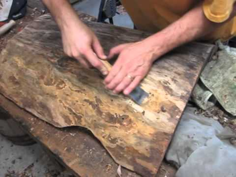 Wood and Techniques To Use For A Rocking Chair