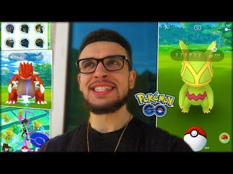 WHAT EVER HAPPENED TO KECLEON? (Pokémon GO) thumbnail