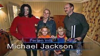 Ferien mit Michael Jackson - Die Traumreise der Familie Wolf