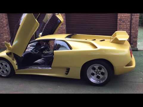 My Lamborghini  Diablo