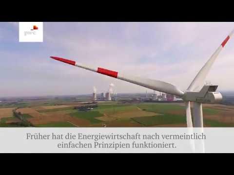 Herausforderungen In Der Energiewirtschaft - Prof. Dr. Norbert Schwieters, PwC