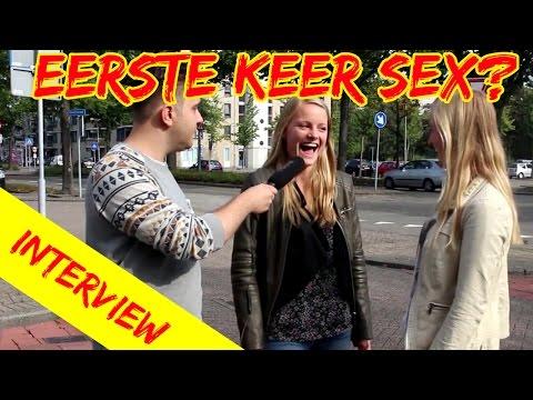 EERSTE KEER SEX?