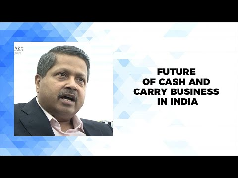 Future of cash and carry business in India