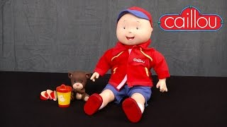 Caillou Best Friend Caillou from Imports Dragon