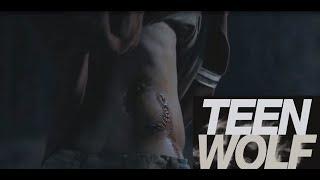 Альфа оборотень кусает Скотта МакКола | Teen Wolf 1x01